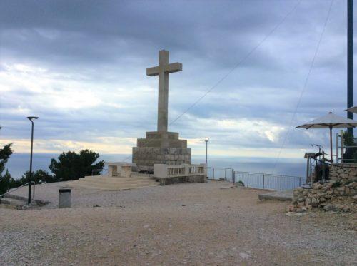 スルジ山十字架