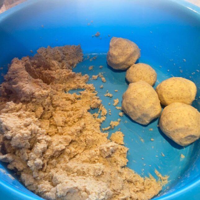 味噌の過程