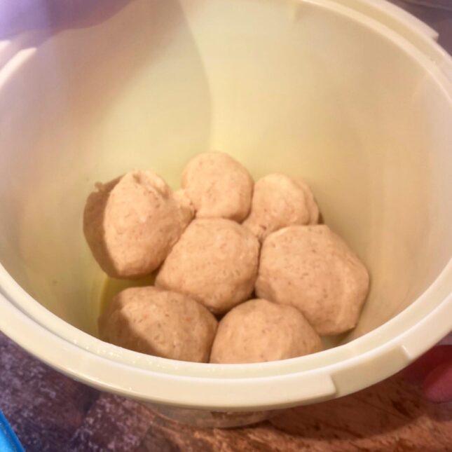 味噌ボール
